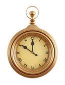 Vintage clock — Zdjęcie stockowe