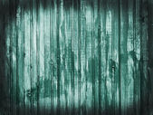 Grunge 的绿色木板背景 — 图库照片