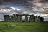 Les pierres de Stonehenge — Stock Photo