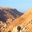 Mountains deserts of Arabia. - Stock Photo