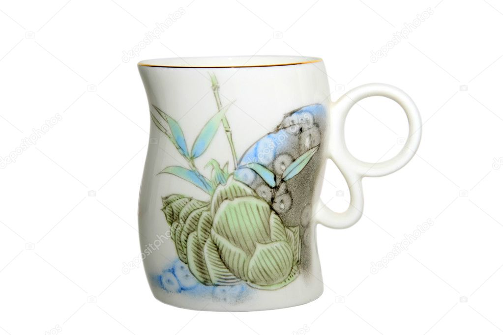 Beautiful ceramic products in china — Stockfoto #11307892