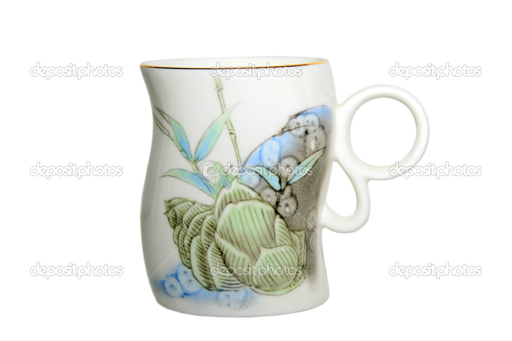 Beautiful ceramic products in china — Stock Photo #11307892
