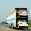 Stockfoto: Highway vehicles