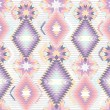 Abstract geometric seamless aztec pattern. — Vettoriale Stock #11077733