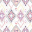 Abstract geometric seamless aztec pattern — Vettoriale Stock #11077763