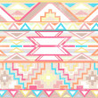 Abstract geometric seamless aztec pattern — Vecteur #11077774