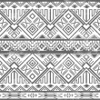 Abstract geometric seamless aztec pattern — Stock Photo #12272279