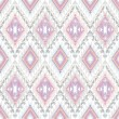 Abstract geometric seamless aztec pattern — Stock fotografie