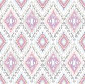 Abstract geometric seamless aztec pattern — Stock Photo