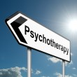 Psychotherapy concept. — Stock Photo