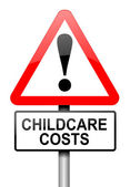 Childcare concept. — Stock Photo