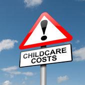 Childcare concept. — Stock Photo