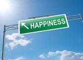 Happiness concept. — Stock Photo