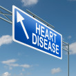 Heart disease concept. — Stock Photo
