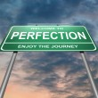 Perfection concept. - Stock Photo