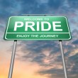 Royalty-Free Stock Photo: Pride concept.