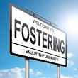 Stock Photo: Fostering concept.