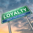 Loyalty concept. — Stock Photo #11953191