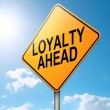 Loyalty concept. - Stock Photo