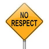 Respect concept. — Stock Photo
