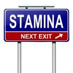 Stamina concept. — Stock Photo