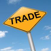 Trade concept. — Stock Photo
