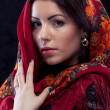 Russian beauty — Stock Photo #11176605