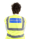 Rear view security — Foto Stock
