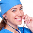 Woman medical professional — Stock Photo #11589508