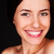 Happy young woman — Stock Photo #12325759
