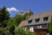 Old castle near Nuremberg, Germany — Stock Photo
