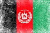 Afganistan bayrağı — Stok fotoğraf