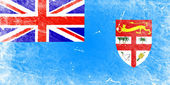 Fiji bayrağı — Stok fotoğraf