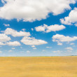 Landscape Nature. blue sky and clouds. — Stock Photo #12225695
