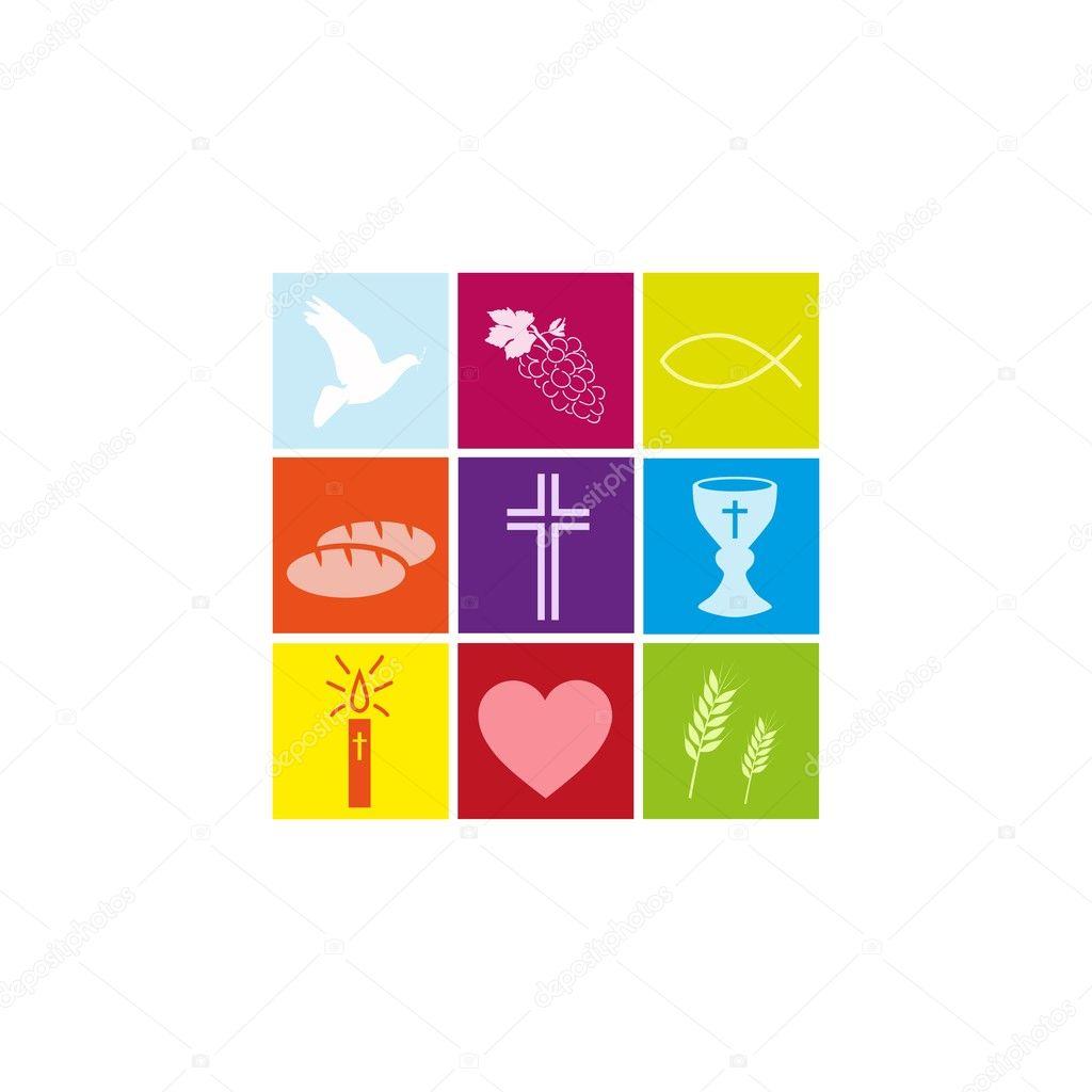First communion symbols buycottarizona Image collections