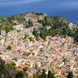 Royalty-Free Stock Photo: The town of Taormina, in sicily