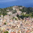 Taormina in Sicily - Stock Photo