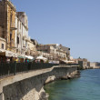Siracusa, Ortigia, Island, Sicily - Stock Photo