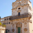 Church of Santa Lucia, Syracusa - Stock Photo