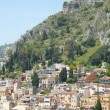 Panorama of Taormina — Stock Photo