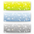 Flashlight background - Part 2 — Stock Vector