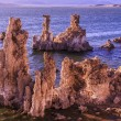 Mono Lake Tufas - Stock Photo