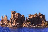 Mono Lake Tufas — Stock Photo