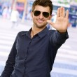 Portrait Of Young Man Doing Stop Signal — Stock Photo