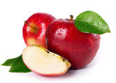 Fresh apples — Foto Stock