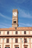 Forlì town hall — Stock Photo