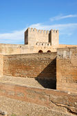 The Alcazaba in Granada, Spain — Stock Photo
