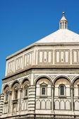Florence Baptistery or Battistero di San Giovanni — Stock Photo