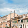 Stock Photo: Glimpse of Comacchio