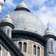 Our Lady of Lourdes Chapel in Montreal — Stock Photo